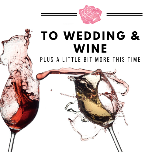to wedding & wine